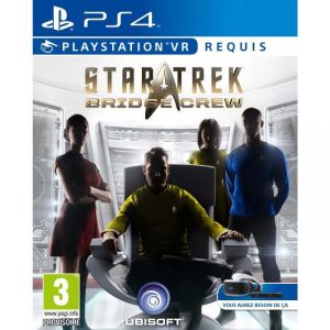 Star Trek : Bridge Crew - Jeu Playstation VR [PS4]