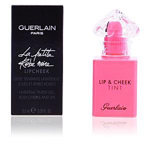 Guerlain La Petite Robe Noire Lipcheek 01 Rose - Gelée teintante universelle joues et lèvres rosées