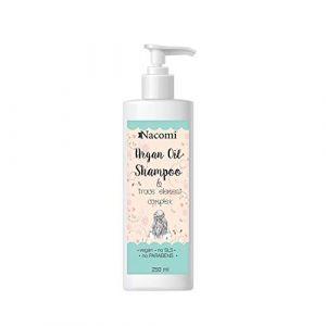 Nacomi Shampooing à l'huile d'argan - 250 ml