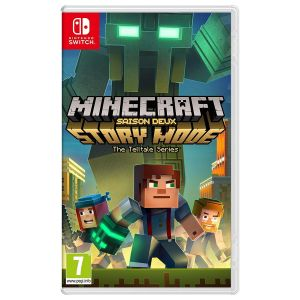 Minecraft Story Mode Saison 2 Nintendo Switch [Switch]