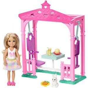 Mattel Barbie Chelsea Pergola pour Pique-Nique