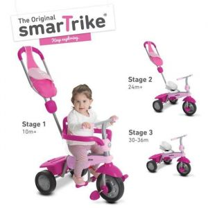 SmarTrike Breeze GL - Tricycle