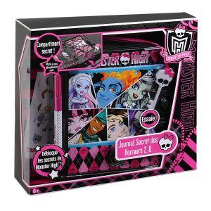 Mattel Journal secret des horreurs Monster High