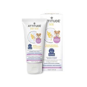 Attitude Bébé Crème Naturelle Ultra Réparatrice - 75 ml