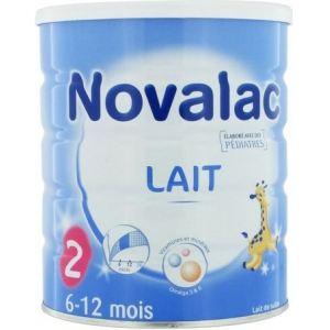 Novalac Lait 2ème âge 800 g - de 6 à 12 mois