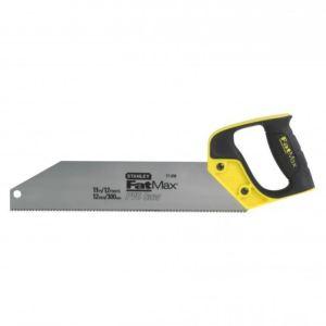 Stanley 2-17206 - Scie FatMax 300mm spéciale PVC