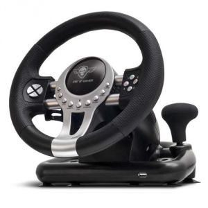 Spirit of Gamer Volant Race Pro Wheel 2 pour PC, PS3, PS4 et Xbox One