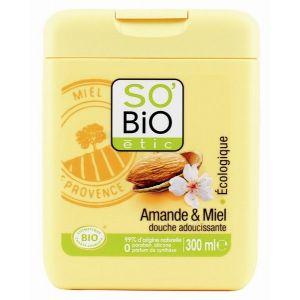 So'Bio Étic Amande & Miel - Douche crème hydratation gourmande