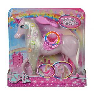 Simba Toys Poupée Steffi Love 29 cm - Licorne lumineuse