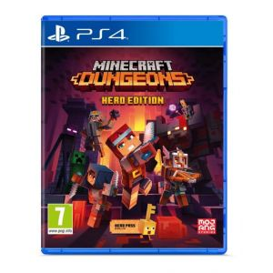 Minecraft Dungeons Hero Edition [PS4]