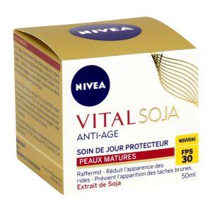 Nivea Vital soja - Soin de jour protecteur anti-âge