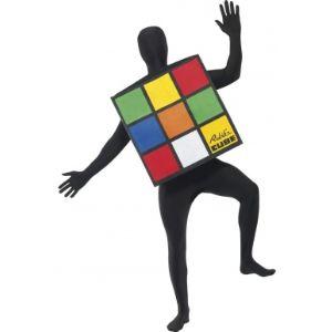 Smiffy's Déguisement Rubik's Cube homme