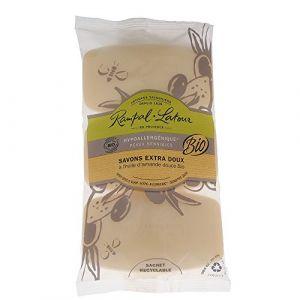 Rampal Latour Savon extra doux à l'huile d'amande douce Bio