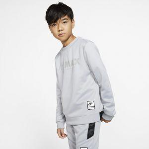 Nike Haut Sportswear Air Max pour Garçon plus âgé - Gris - Taille XS - Male