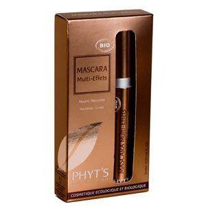 Phyt's Mascara multi effets noir 9 ml