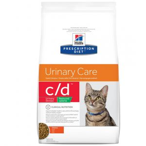 Hill's Feline c/d Urinary Stress Reduced Calorie - Sac 1,5 kg