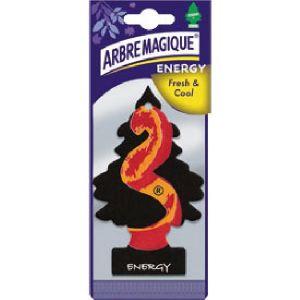 Arbre Magique Désodorisant voiture Energy
