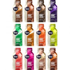 Gu Energy Gel Chocolate Outrage Box 24 Unit
