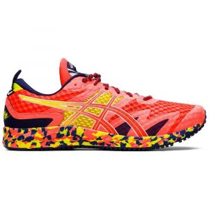 Asics Chaussures running Gel Noosa Tri 12 - Flash Coral / Flash Coral - Taille EU 47