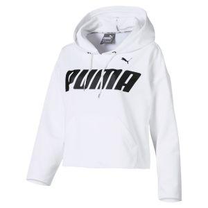 Puma Sweat Modern Sports Blanc - Taille M