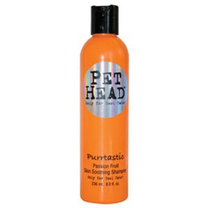 "Pet Head Shampooing anti-irritation pour chat ""Purrtastic"""