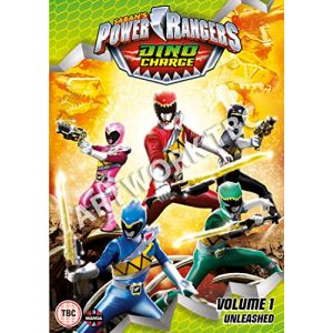 Power Rangers Dino Charge Unleashed - Volume 1
