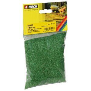 Noch Matériau à saupoudrer 08420 vert moyen 40 g