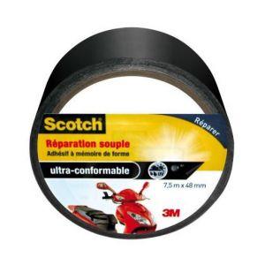 Scotch Ruban adhésif de réparation souple à mémoire de forme 48 mm x 7.5 m