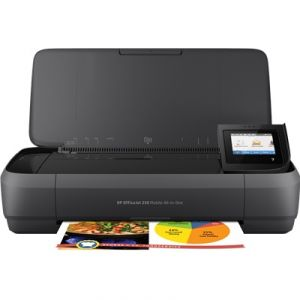 HP OfficeJet 250 Mobile - Imprimante tout-en-un portable