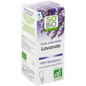 So'Bio Étic Huile essentielle lavande bio
