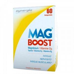 synergia Mag Boost - 60 comprimés