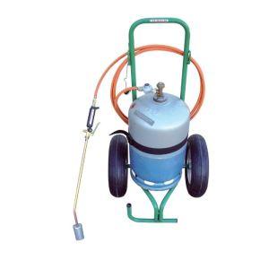 2EBALM 36375 Charoflam 38 Security - Désherbeur thermique avec tuyau 10 m