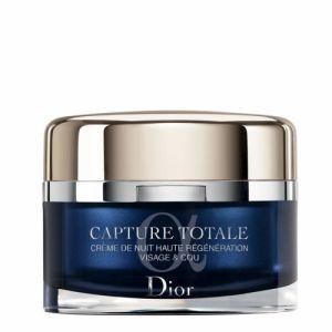 Dior Capture Totale - Crème de nuit haute régénération Visage & Cou