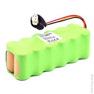 Nx Batterie aspirateur 14.4V 3Ah DJ96-00113A DJ9600113A DJ96-00113C