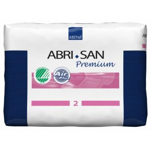Abena 12 Protections anatomiques Light Normal 2 - 350 ml - 11x26cm