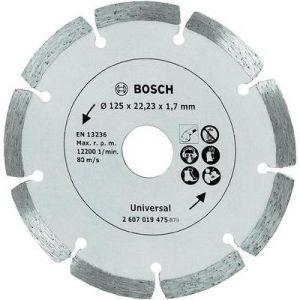 Bosch 2607019475 - Disque diamant matériaux de construction Ø125mm