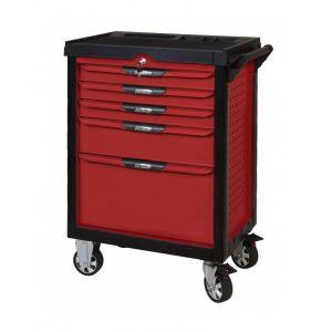 KS Tools Servante Ultimate 5 tiroirs et composition carrosserie 154 pièces K...