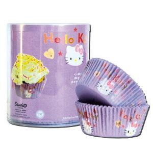 Scrapcooking Caissettes pour cupcakes Hello Kitty en papier