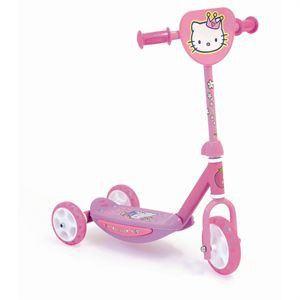 D'arpèje Trottinette 3 roues Hello Kitty
