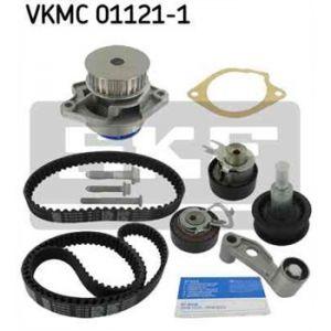 SKF Kit de distribution avec pompe à eau VKMC011211