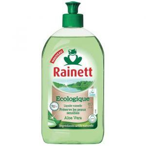 Rainett Liquide Vaisselle Aloe Vera 500 ml