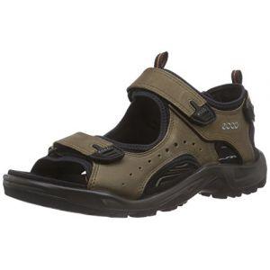 Ecco Offroad - Sandales de marche taille 45, noir