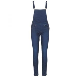 G-Star Raw Combinaisons Raw D-STAQ 5-PKT HW SKINNY OVERALL WMN bleu - Taille US 28,US 29,US 27,US 26