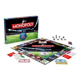 Winning Moves Monopoly Paris Saint Germain PSG