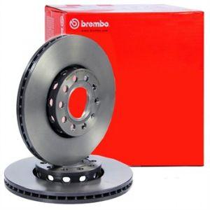 Brembo 2 Disques de frein 08.9367.10
