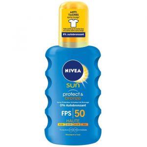 Nivea Sun Protect & Bronze FPS 50