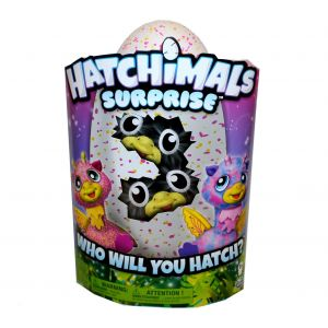Spin Master Hatchimals Surprise rose jaune