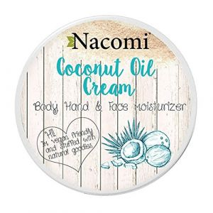 Nacomi Crème à l'huile de coco - 100 ml