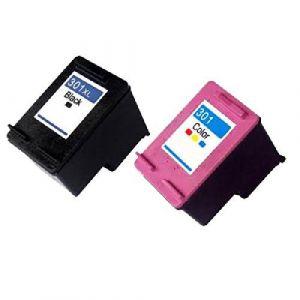 Perfectprint 2Cartouches remanufacturées Noir cartouche d'encre de remplacement pour 301X L pour HP Deskjet 100010501050A 200020502050A 2050se 2054A 300030503050A 3050se 3050ve 3052A 3054A