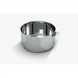 Beka 12326164 - Casserole Evolution en inox 16 cm tous feux dont induction